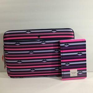 Kate Spade Jae Universal Laptop Sleeve & Notebook